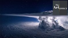 Meteorologist Ari Sarsalari geeks out about an incredible thunderstorm picture taken by a pilot in South America.