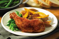 Smoky Honey-Roasted Chicken recipe
