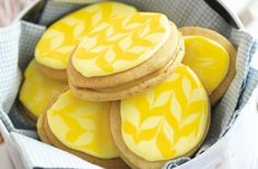 Lemon curd biscuits recipe - goodtoknow