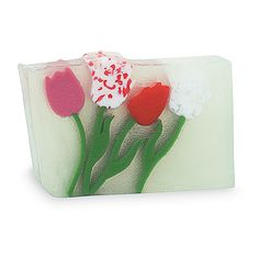 Tulips Bar Soap by Primal Elements