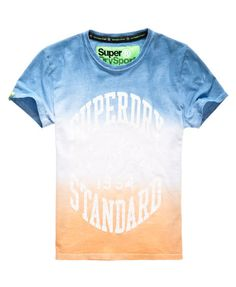 Superdry State Double Dip T-Shirt