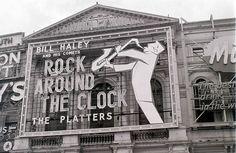 London Pavilion cinema, 30 July 1956