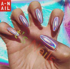 51c8256f5b 77 Best Nail-Glitter images in 2017 | Bling nail art, Glitter nail ...