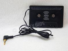 Vehicle Car Cassette Adapter For Delphi Skyfi Skyfi2 Sirius XM Satellite Radio  #Delphi