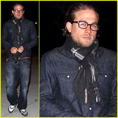 Charlie Hunnam: Sons of Anarchy's 'Huang Wu' Preview! | Charlie Hunnam : Just Jared