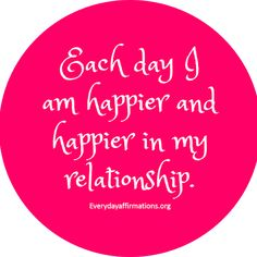 Daily Affirmations 24 February 2016