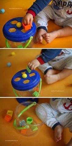 PVC & BPA German made Shape Sorter toy