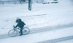 The ABCs of Winter Biking