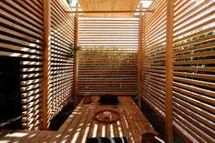Pabellón de té por o9_architecture. Fotografía © o9_architecture. Señala encima de la imagen para verla más grande.
