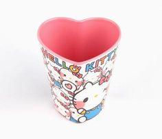 Hello Kitty Melamine Tumbler: Blush