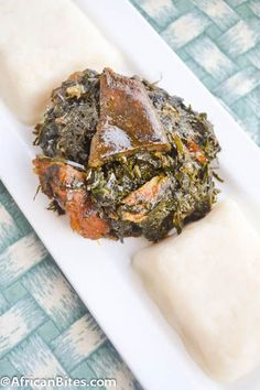 Great Eru Soup(Spinach/Okazi leaves) - Immaculate Bites, ,