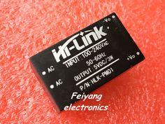 Купить товар1 шт. HLK PM01 AC DC 220 В до 5 В мини блок питания, умный бытовой выключатель питания модуль в категории Интегральные схемына AliExpress. 1 шт. HLK-PM01 AC-DC 220 В до 5 В мини блок питания, умный бытовой выключатель питания модуль