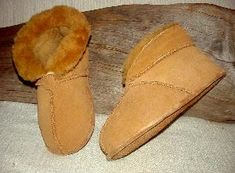 Women's Sheepskin Slippers NS100w
