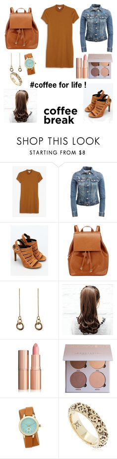 """""""Coffee time"""" by taurus1702m ❤ liked on Polyvore featuring Monki, Aéropostale, Kendall + Kylie, Barneys New York, Laura Lombardi, Tory Burch and Vanzi"""