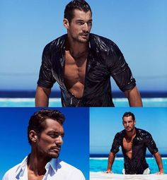 davidgandy_officialA selection of images for #DGLightBlue for Summer 2016 / @dolcegabbana