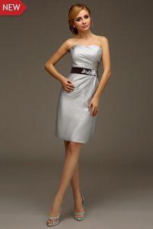 Garden Bridesmaid Dresses - B2532
