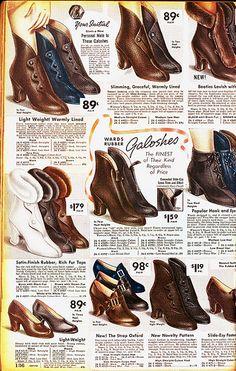 1936 shoes
