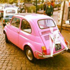 #Fiat #onboardFiat #justmarried