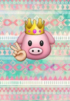 Bella Aurora: Wallpapers: Emojis