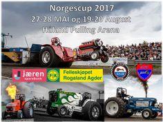 Tractorpulling verdens kraftigste motorsport. Traktorer fra 600 kg mini og standard traktorer til modifiserte traktorer på 10 000 HK  Standard og Sport 1. runde Norges cup