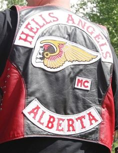 Motorcycle Clubs, Motorcycle Jacket, Hells Angels, Best Club, Bad Boys, Cool Pictures, Red And White, Bikers, Frank Zappa