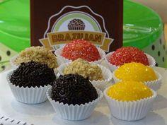 Brazilian Desserts em Orlando: brigadeiros e outras delícias brasileiras
