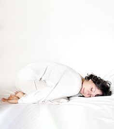 6 Calming Yoga Poses That Will Help Fight Insomnia, How many times have you found yourself restlessly flipping through your phone or tossing and turning in bed, trying to put yourself to sleep? Insomnia Causes, Insomnia Remedies, Sleep Remedies, Sleep Yoga, Bedtime Yoga, Yoga Poses For Men, Cool Yoga Poses, Yoga Balance Poses, Butterfly Pose