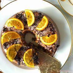 Loaf Recipes, Greek Recipes, Cake Recipes, Cooking Recipes, Sweet Loaf Recipe, Greek Sweets, Brownie Cake, Brownies, Carrot Cake