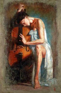 Tomasz Rut, 1961 ~ Figurative painter | Tutt'Art@ | Pittura • Scultura • Poesia • Musica