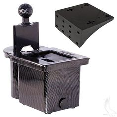 Ball Washer, Carbon Fiber, Universal Mount