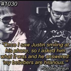 "I still can't believe that we can make him smile. It's the best ""job"" in the whole world."
