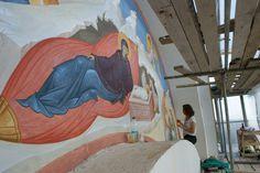 Byzantine Icons, Byzantine Art, Mai, Painting, Saints, Photos, Idea Paint, Pictures, Painting Art