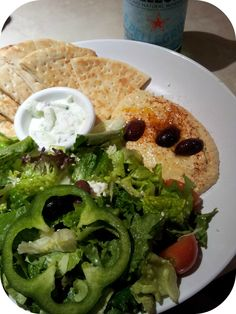 Best Greek Salad of your life!!! Zoes Kitchen\