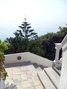 Corfu, Greece Corfu Greece, Sidewalk, Side Walkway, Walkway, Walkways, Pavement