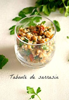 An original tabouleh and a healthy buckwheat, to test as soon as possible! Fast re … - Easy Recipes & Healthy Healthy Lunches For Kids, Healthy Toddler Meals, Healthy Snacks, Kid Lunches, Kid Snacks, Lunch Snacks, Toddler Food, Easy Cooking, Healthy Cooking