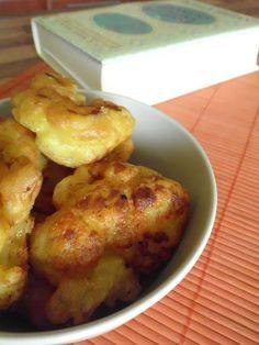S vášní pro jídlo: Květák v parmezánovém těstíčku