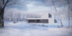 20 M2, House Plans, Architecture, House Styles, Modern, Outdoor, Home Decor, Goals, Houses