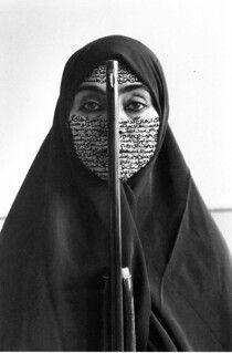 Shirin Neshat on Her Path from Art School Outcast to Contemporary Art Icon – – Art Unicorn Shirin Neshat, Iranian Art, Feminist Art, Art Icon, Art School, Word Art, Female Art, Book Design, Yorkie