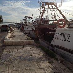 Si torna in ufficio a #Pescara zona #porto - @giuseppemosca- #webstagram