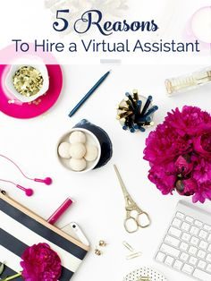 inspired VA - virtual assistant team for hire.