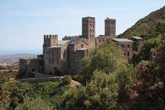Sant Pere de Rodes, Port de la Selva, Girona, Costa Brava