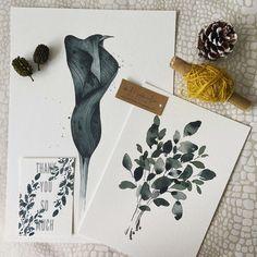 Design Studio, Creative, Illustration, Instagram, Watercolour Paintings, Art Print, Illustrations, Character Illustration