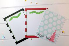 She's {kinda} Crafty: Free Thank You Card Printable