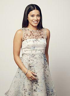 Gina Rodriguez - Photos - PeoplesChoice.com - Love her dress!