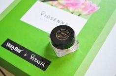 #shinybox #box #cosmetics #cosmeticbox #kwiecien #august #glazel #eyeshadow #ciendopowiek