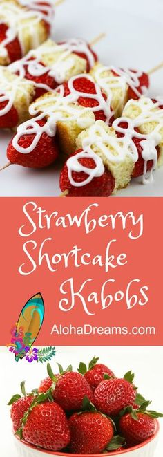 These Strawberry Shortcake Kabobs are addictive. If you're cooking for a crowd, … These Strawberry Shortcake Kabobs are addictive. If you're cooking for a crowd, this is the one you want. They're a perfect large group recipe and a super easy dessert. Desserts Keto, Make Ahead Desserts, Desserts For A Crowd, Cooking For A Crowd, Food For A Crowd, Dessert Recipes, Desserts For Picnics, Easy Cooking, Meals For A Crowd
