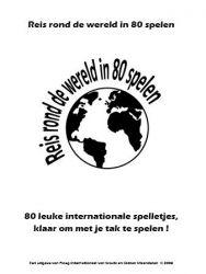 Reis rond de wereld in 80 spelen   Scouts en Gidsen Vlaanderen