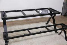 X형 철제다리,벤치  01092717876 문의 전화부탁드립니다.  table,bench, Xtype ,steel frame , woodslab, walnut wood slab ,