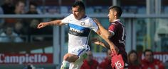 Gary Medel  en el Inter 1  Torino 0