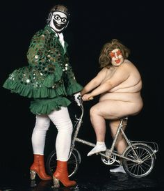 Posts about Staging Leigh Bowery written by Dr Marcus Bunyan